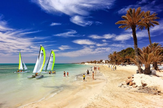 Islands and Beaches of Tunisia